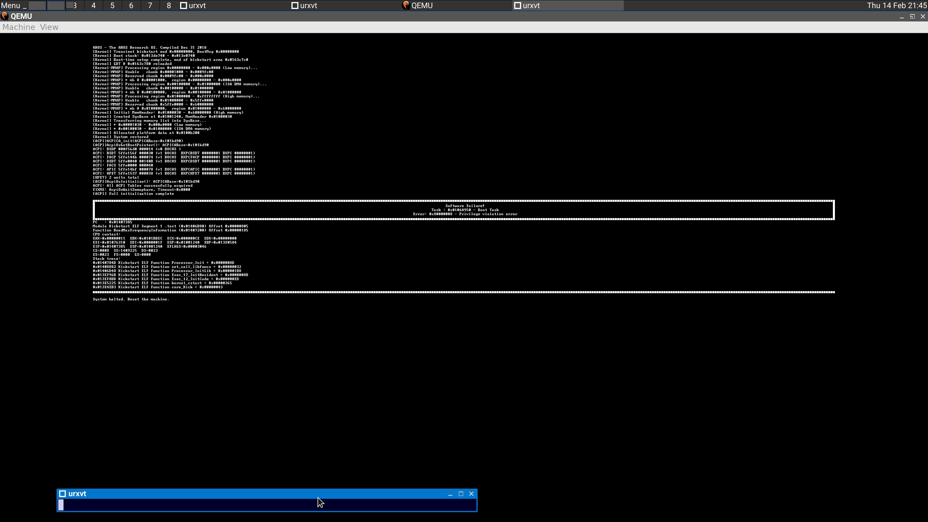 QEMU HAXM on NetBSD - HOWTO