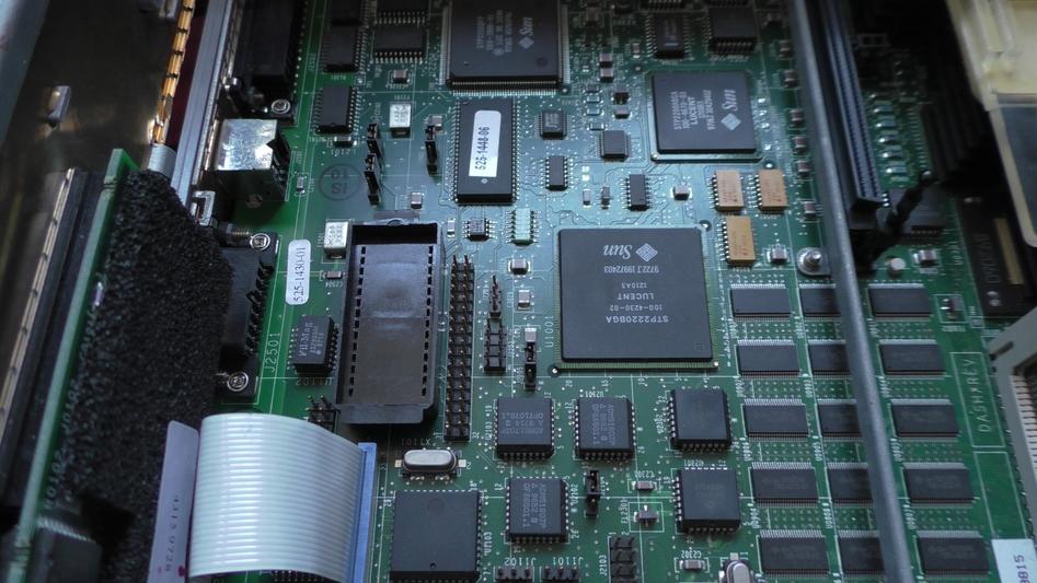 Ultra 1 NVRAM battery fix